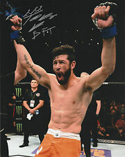 MARCO POLO REYES SIGNED AUTO 8X10 PHOTO UFC 199 FIGHT NIGHT TUF LATIN AMERICA B