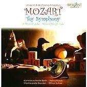 L. Mozart & W.A. Mozart: Toy Symphony, a Musical Joke, Kammerorchester Berlin, c