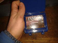 Nintendo Gameboy Advance SP loupe Case-Bleu-Spiderman 2 neuf RARE