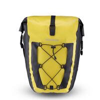 ROCKBROS Waterproof Pannier Bag Cycling Bike Travel Bicycle Rear Seat Carrier