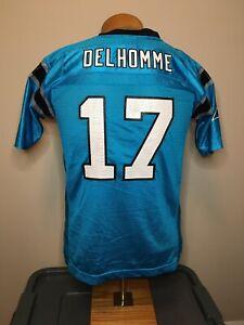 Reebok NFL Jake Delhomme Carolina Panthers Jersey Youth Large 14/16