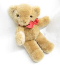 VTG EDEN TEDDY BEAR TURNED HEAD PLUSH
