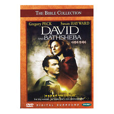 David and Bathsheba - The Bible Collection (1997) DVD - Henry King (*New *All)