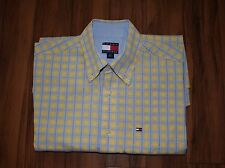 Stunning TOMMY HILFIGER Short Sleeve Shirt Size S for SALE !!!