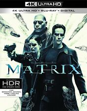 The Matrix (4K Ultra HD)(UHD)(Dolby Vision)(Atmos)