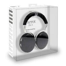 PARROT PF562100 Zik 3 Croc Black  Bluetooth 5.1 surround Headphone + IQ Charger