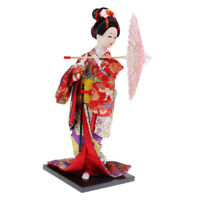 Japanese Geisha Dolls Kimono Ladies Dolls Ornaments Ornaments Home Decor #5