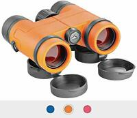 Best Compact Waterproof Shock Proof Binoculars for Kids- Toys Gift for 3-12 Year