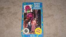 Barney Sing Along VHS Video MAGICAL MUSICAL ADVENTURE 1992 Lyons Group (#9)