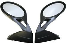 Spi Sm-12181 Snowmobile Left and Right Mirrors Fits All Polaris Edge 572181