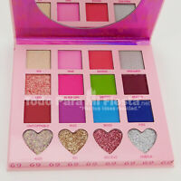Beauty Creations Annette 69 Eyeshadow Palette Makeup Matte Shimmer Sombras Ojos