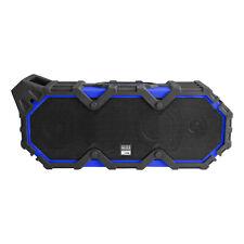 NEW Altec Lansing IMW888-SBLUE Super Lifejacket Rugged Bluetooth Speaker Blue