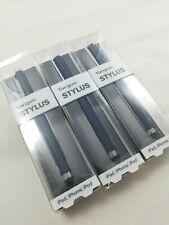 Lot of 3 Targus Stylus for iPad iPhone iPod Tablets Smartphones Amm0118Us Blue