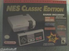 Nintendo NES Classic Edition with 30 Classic Games Free Shipping & Insurance