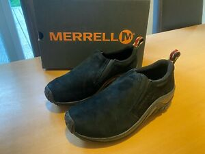 Merrell Men's Jungle MOC Shoe - Colour Black Size 8.5