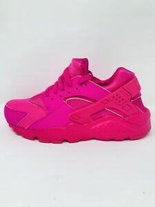 zapatillas huarache rosa