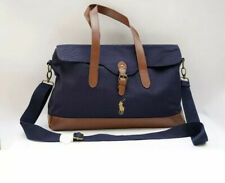 RALPH LAUREN PARFUMS POLO DOCUMENTS HOLDER / SATCHEL / WORK / COLLEGE BAG