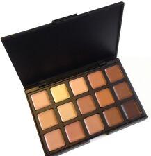 15 Shades Colour Concealer Contour Makeup Palette Kit Make Up Set (SQ2)