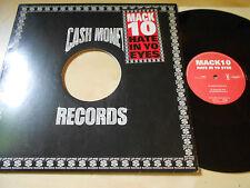 """Mack 10-Hate dans Yo Eyes-Vinyle, 12"""", VG + +"""