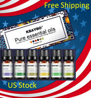 Pure Aromatherapy Essential Oil 6pcs/Set for Air Diffuser Aroma Humidifier -USPS
