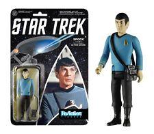 Funko ReAction Star Trek Mr. Spock 3-3/4 inch Posable Action Figure
