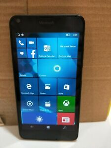 "Microsoft Nokia Lumia 640 4G LTE 5.0"" 8GB Windows 10 GreatCOND FAST FREE POSTAGE"
