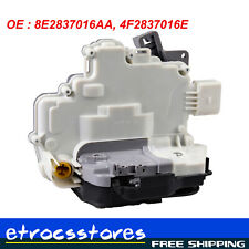 Front Right Driver Side Door Lock Mechanism Actuator For AUDI A3 A6 8E2837016AA