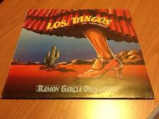LP RAMOS GARCIA ORQUESTRA LOS TANGOS DA CONCIERTO FVLP 01003 VG/NM ITALY PS PV