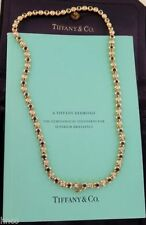 Tiffany & Co. Diamond Yellow Gold Fine Jewellery