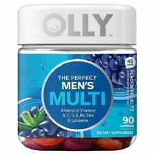 Olly The Perfect Men's Multi Vitamins