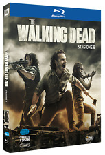 THE WALKING DEAD - STAGIONE 8 (4 BLU-RAY) ITALIANO, NUOVO