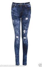 Jeans da donna alta taglia 46