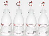 Heki 1830-S Schotterkleber 4 Flaschen mit je 250 ml (100 ml - 2,15 €) NEU + OVP