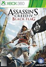 Assassin's Creed IV: Black Flag (Microsoft Xbox 360, 2013)