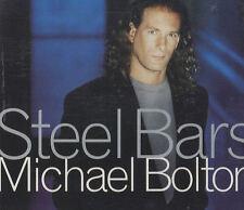 MICHAEL BOLTON - Steel Bars (UK 4 Track CD Single)