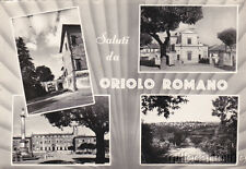 * ORIOLO ROMANO - Panorami 1958