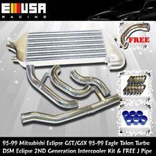 95 96 97 98 99  Eagle Talon Turbo DSM Eclipse Intercooler Kit & FREE J Pipe