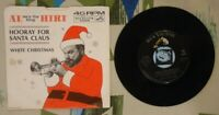 Al Hirt 45 w PS Hooray For Santa Claus '64 Santa Claus Conquers the Martians VG