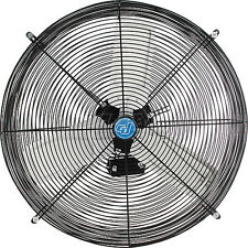 """Guard Mounted Direct Drive Exhaust Fan 24"""" (Louver not included)"""
