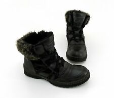Stiefeletten Tamaris active Winter Boots Reißverschluss Kunstleder grau Gr. 37