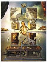 Arte tarjeta postal-salvador dalí: la Virgen de Port Lligat
