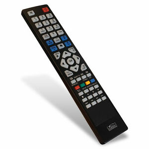Replacement Remote Control for Philips 40 PUS6809/12