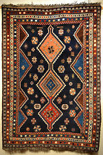 Tapis ancien antique rug Tribal Loristan Perse 1930