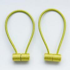 Magnetic Curtain Tiebacks Buckle Clips Holdbacks Tie Backs Home Accessories