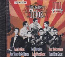 Los Dandys Los Jaibos Los Soberanos Los Tres Ases Los Grandes Trios CD Nuevo