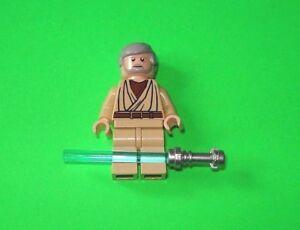 LEGO STAR WARS FIGUREN ### OBI WAN KENOBI AUS SET 8092 ### =TOP!!!