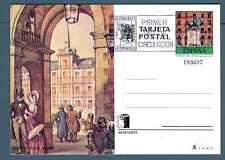 SPAIN - SPAGNA - 1975 - Cart. Post. - FDC - Statua di Filippo III a Madri. E3419