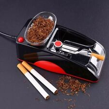Electric Automatic Cigarette Rolling Machine Injector Maker Tobacco Roller  RED