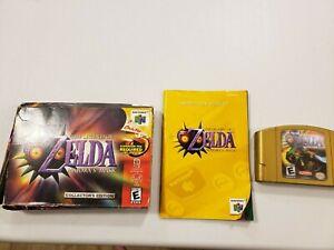 Legend of Zelda: Majora's Mask (Nintendo 64, 2000)