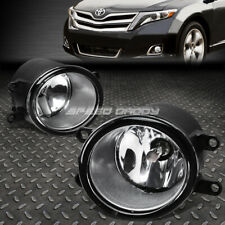 FOR 06-13 CAMRY/11-14 IS250/IS350 CRYSTAL LENS OE BUMPER DRIVING FOG LIGHT LAMP